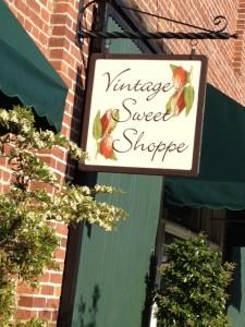 Vintage Sweet Shop