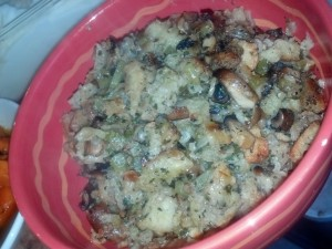 Mixed Stuffing