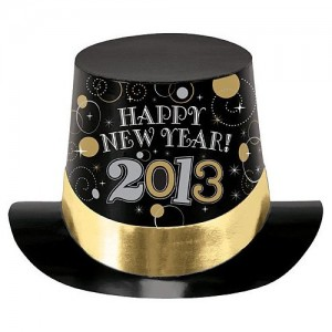 hat new years